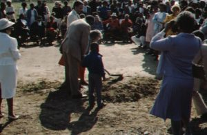 GROUND BREAKING - 1987